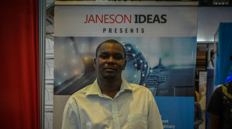 Robert Janeson, Founder of Janeson Media
