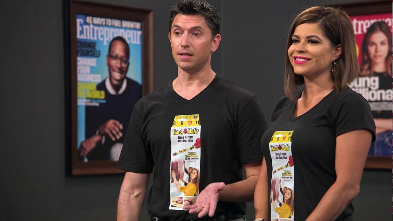 Jared and Karina, Creators of Hang-O-Matic