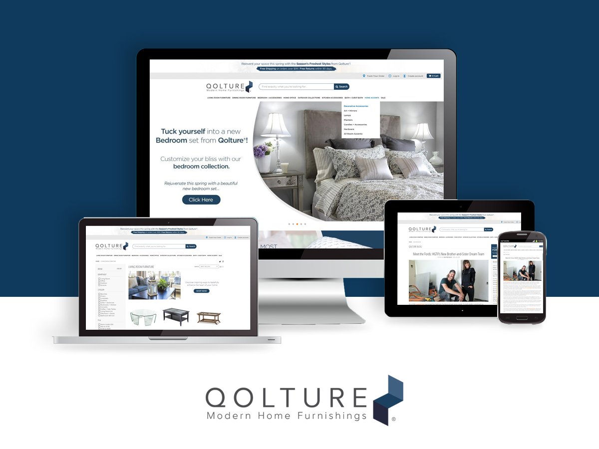 Leading online furniture website