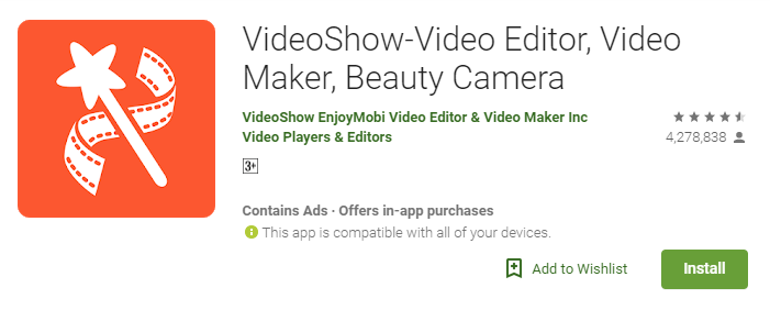 Video Show App for Personal Use in 2019