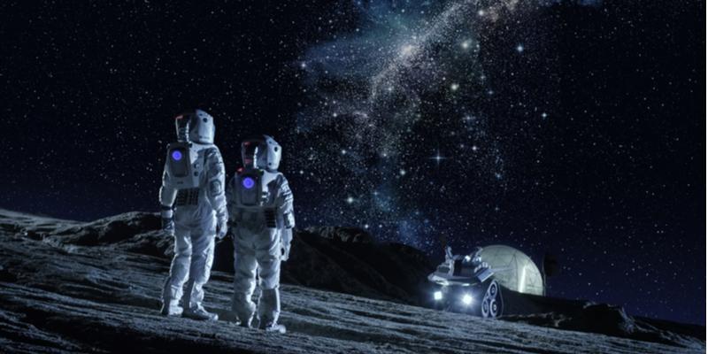 NASA travel space