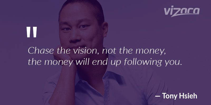 Tony-Hsieh talking-about-business-inspiration-quote