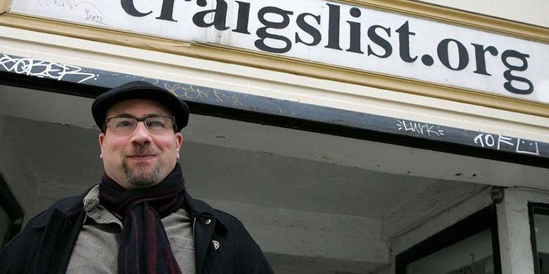 Craig Newmark owner of craiglist
