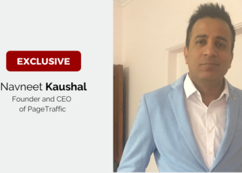 Navneet Kaushal is the founder and CEO of PageTraffic