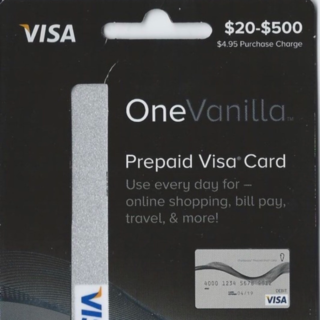 OneVanilla Gift Card: All You Want to Know (Summarized)
