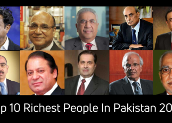Top 10 Richest People In Pakistan 2020