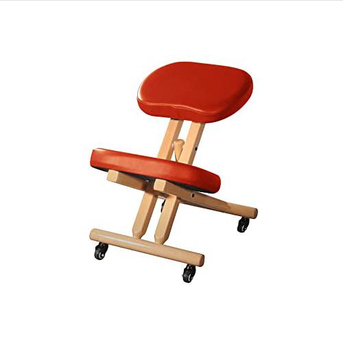 Master Massage Comfort Wooden Kneeling Chair