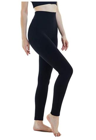 FLINXE-Tummy-Control-Fleece-Lined-Leggings-for-Women