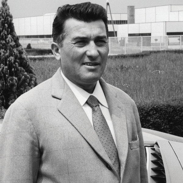 Ferruccio Lamborghini Famous Italian Entrepreneurs