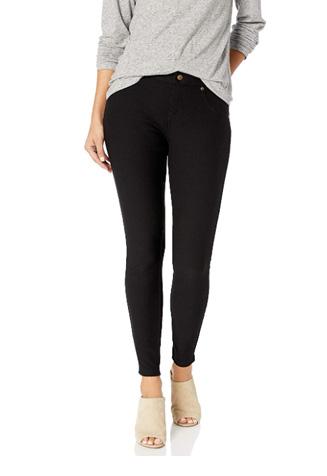 HUE Women's Ultra Soft Fleece Lined Denim Leggings