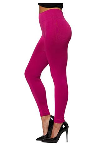 Premium Women's Fleece Lined Leggings