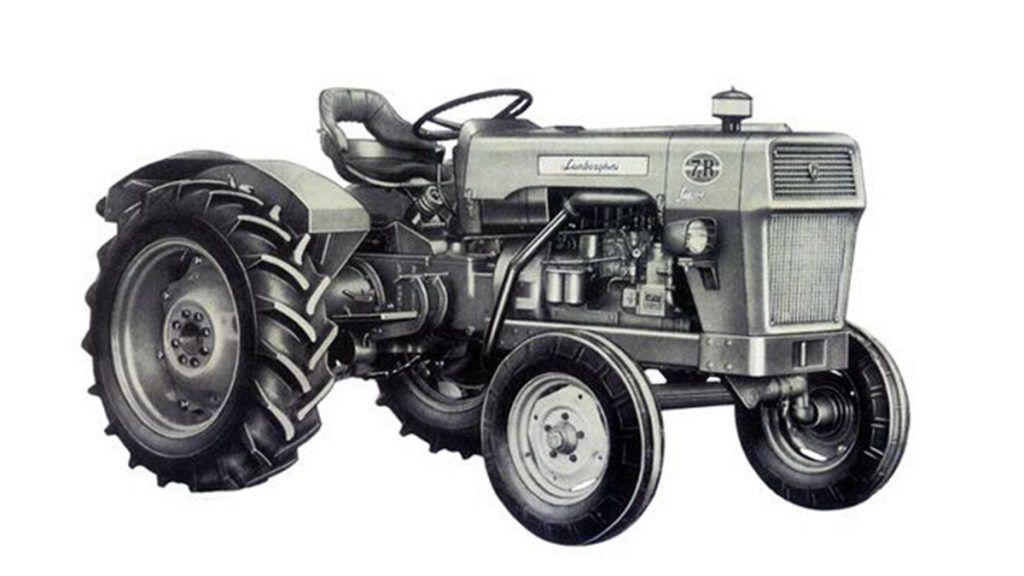 Which Entrepreneur Made Tractors Before Entering Sports Car Business?