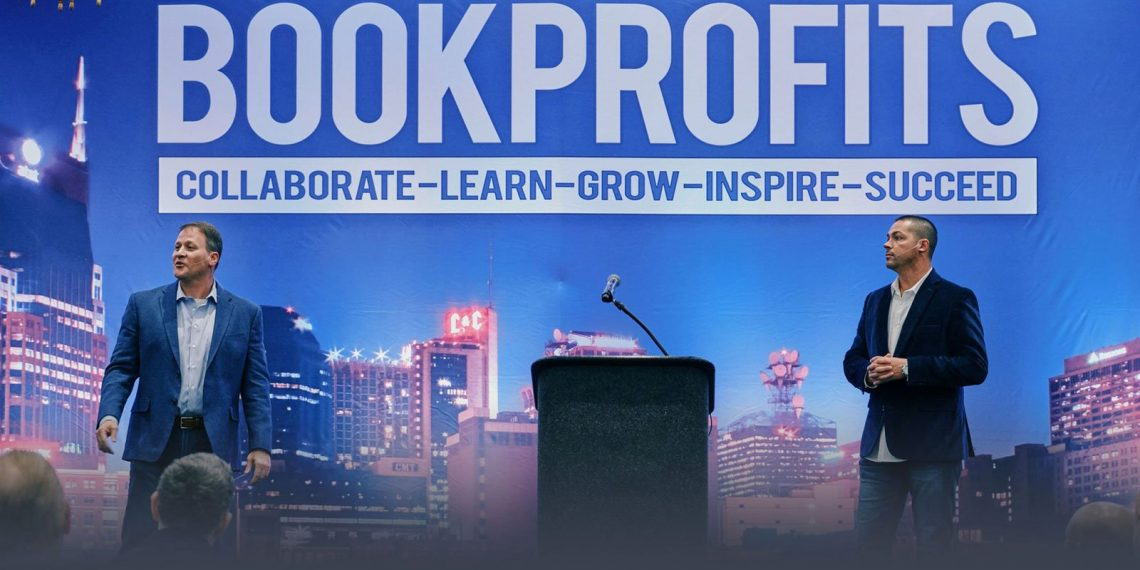 Interview with Book Profits Founders Jon Shugart