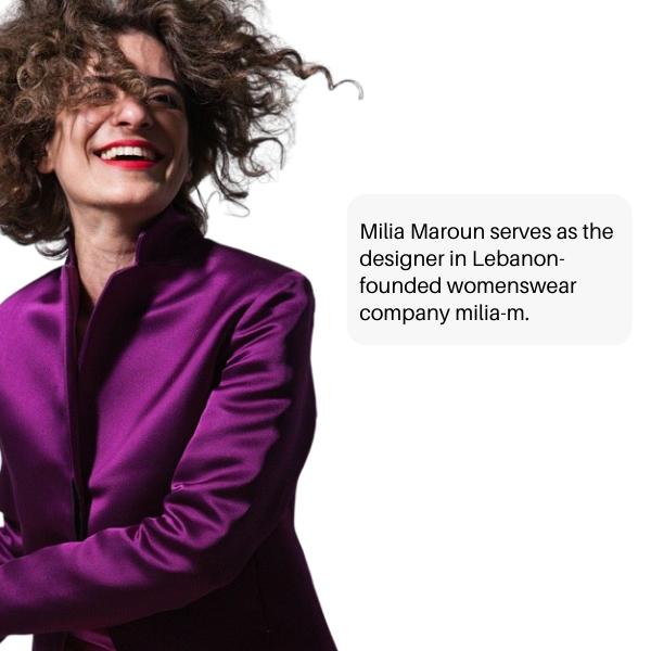 Maroun Milia Lebanese Entrepreneur 2021