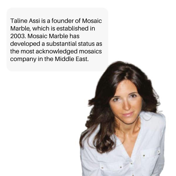 Taline Assi Lebanese Entrepreneurs