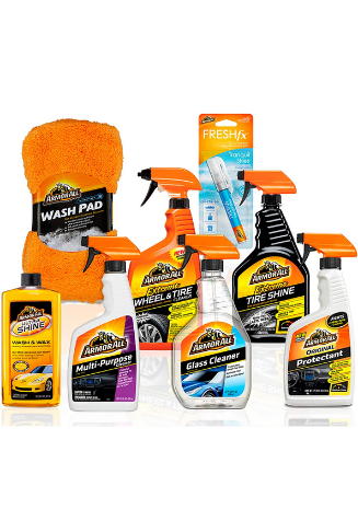 Armor All Best Car Cleaning Products for Quality Results