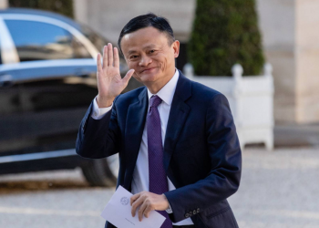Jack Ma Spotted Playing Golf