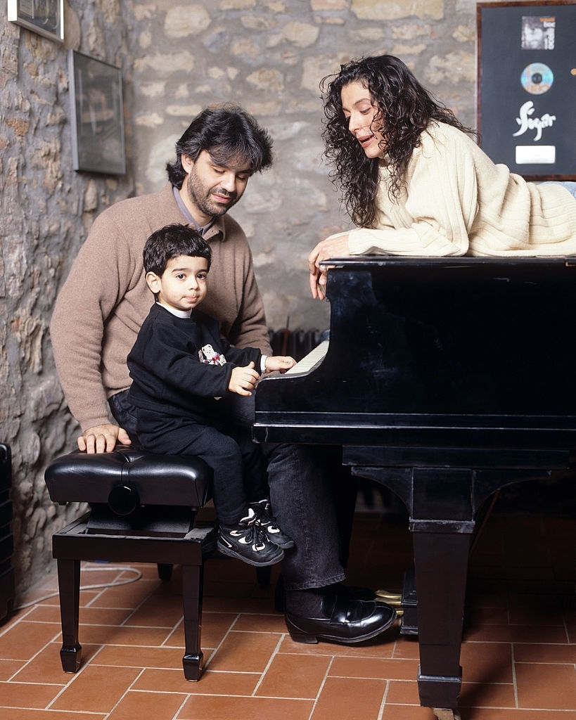 Love Story of Enrica Cenzatti and Andrea Bocelli