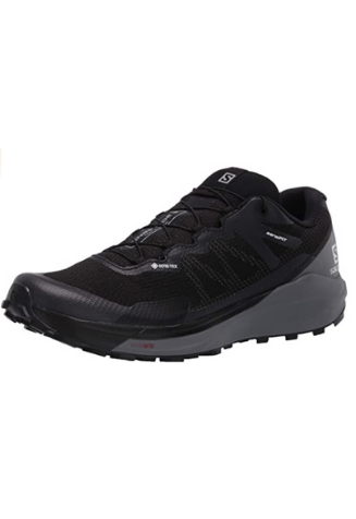 Salomon men best trail running shoe