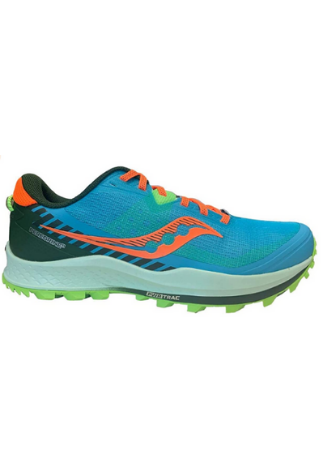 Trail running shoes with best protection by saucony