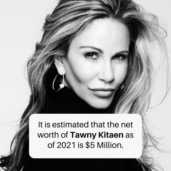 Net worth of Tawny Kitaen