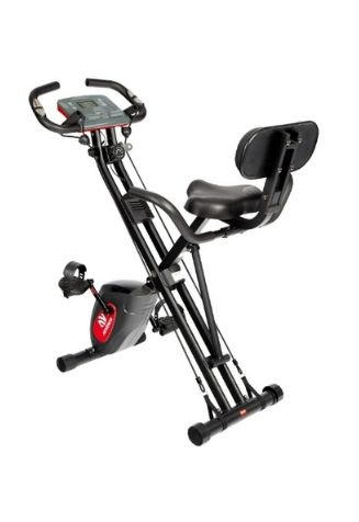 Stationary bicycle exerciser by advenor