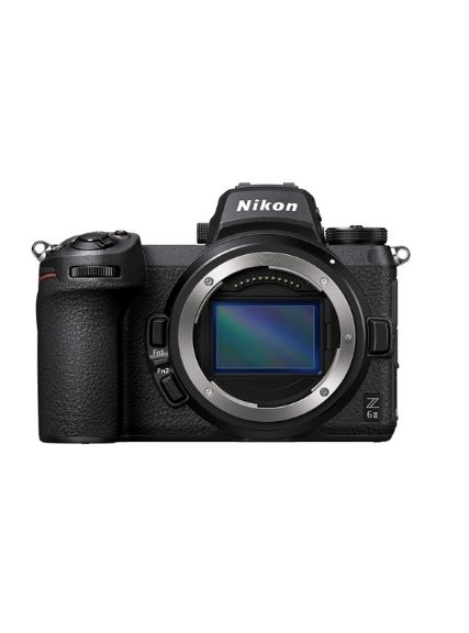mirrorless camera by nikon