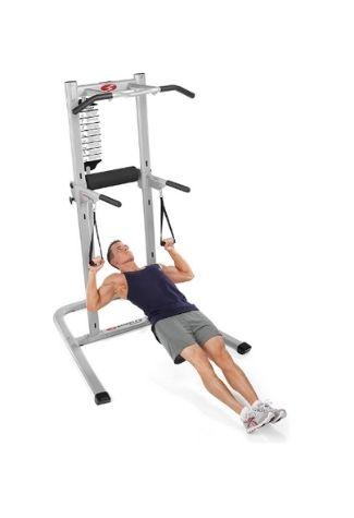 Bowflex bodytower for home gym