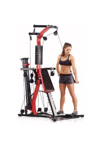 Bowflex pr3000 for home gym