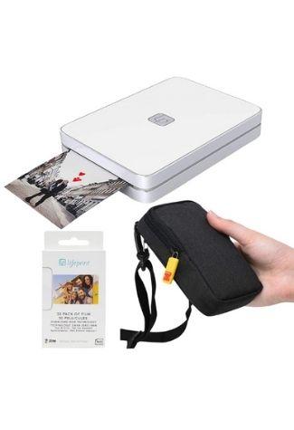 best portable photo printer by lifeprint