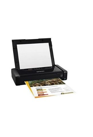 epson portable photo printer