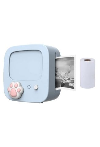 portable thermal photo printer by aibecy