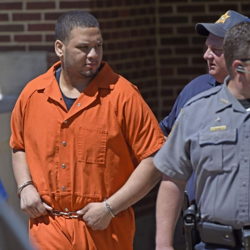 Ex-officer Released Early For Shooting Death Of Jeremy Mardis