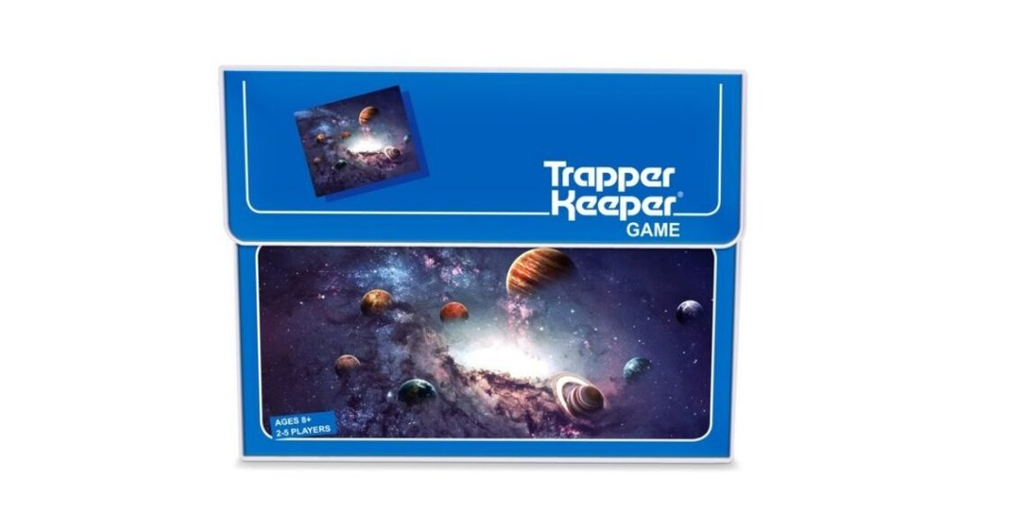 How The Trapper Keeper Came Into The Existence