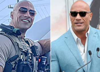 Dwayne Johnson (The Rock) Responded To The Viral Pic Of His Doppelganger
