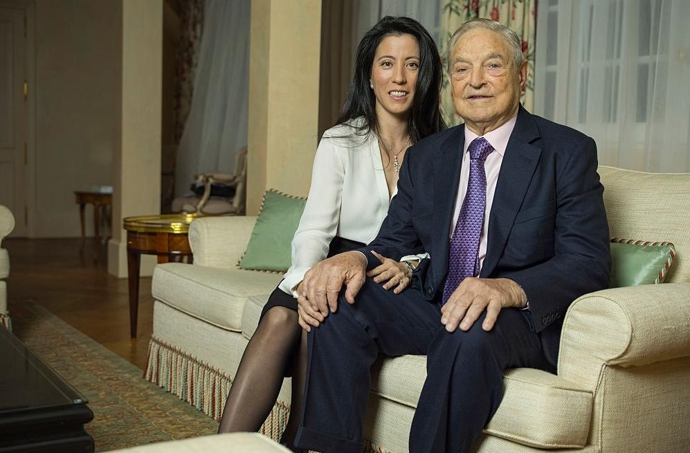 Tamiko Bolton and George Soros Marriage